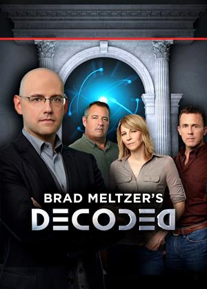 Brad Meltzer's Decoded Online DVD Rental
