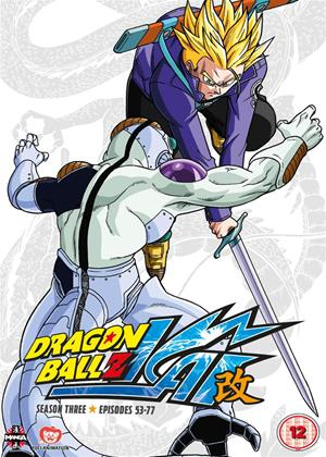 Rent Dragon Ball Z Kai: Series 3 Online DVD Rental