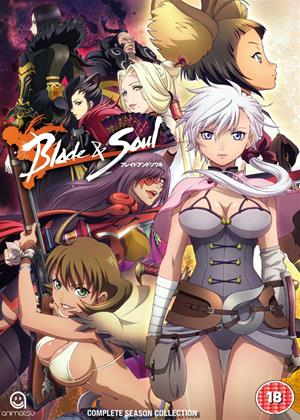 Rent Blade and Soul: Complete Season Collection Online DVD Rental