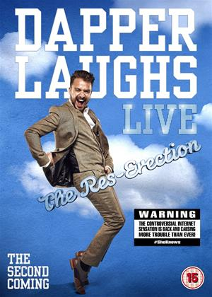 Dapper Laughs Live: The Res-erection Online DVD Rental