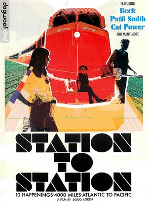 Station to Station Online DVD Rental