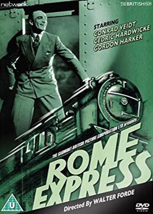Rome Express Online DVD Rental