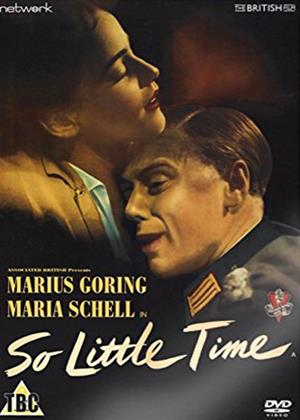 So Little Time Online DVD Rental