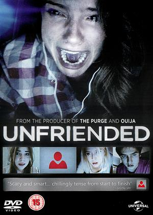 Unfriended Online DVD Rental