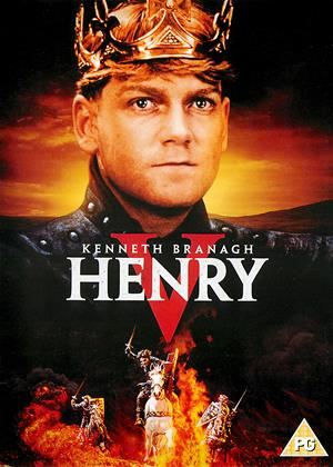 the background story of king henry in henry v a film by kenneth branagh Even when henry v was  a key to great cinema is to use time and place to augment the story, and that's what branagh  then there's kenneth branagh, the film's.