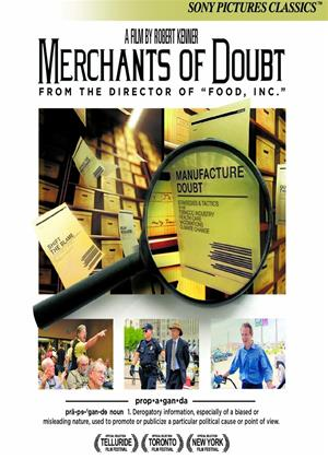 Merchants of Doubt Online DVD Rental