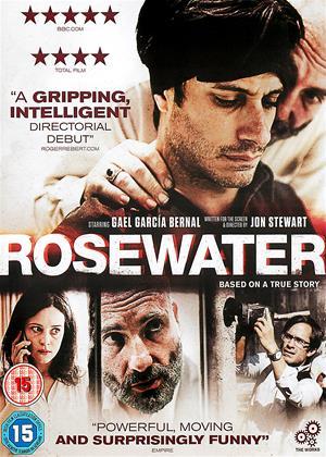 Rent Rosewater Online DVD Rental
