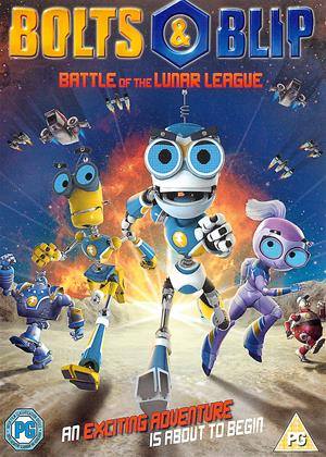 Bolts and Blip: Battle of the Lunar League Online DVD Rental