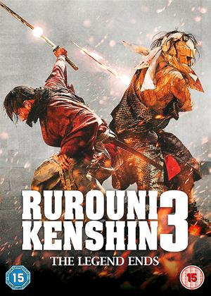 Rurouni Kenshin: The Legend Ends Online DVD Rental