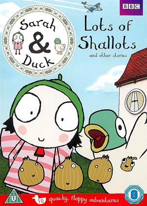 Sarah and Duck: Lots of Shallots and Other Stories Online DVD Rental