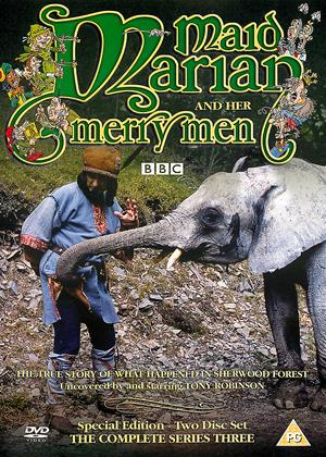 Maid Marian and Her Merry Men: Series 3 Online DVD Rental