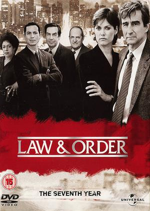 Law and Order: Series 7 Online DVD Rental