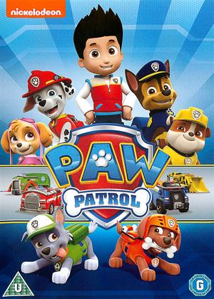Paw Patrol Online DVD Rental
