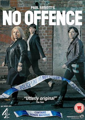 No Offence: Series 1 Online DVD Rental