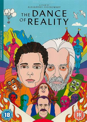 The Dance of Reality Online DVD Rental
