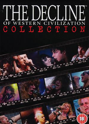 Rent The Decline of Western Civilization Online DVD Rental