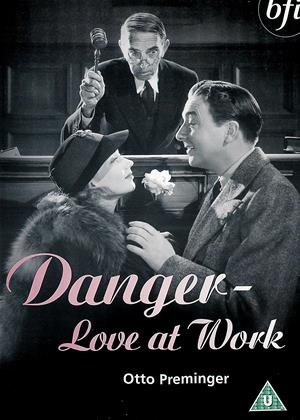 Danger: Love at Work Online DVD Rental