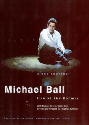 Rent Michael Ball: Alone Together: Live at the Donmar Online DVD Rental