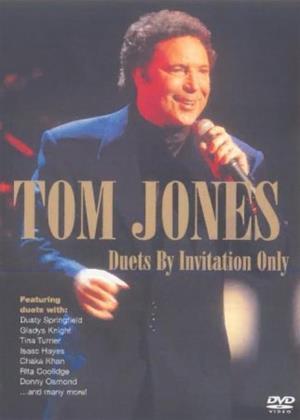 Tom Jones: Duets by Invitation Only Online DVD Rental