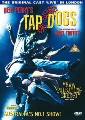 Dein Perry's Tap Dogs Online DVD Rental