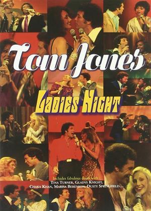 Tom Jones: Ladies Night Online DVD Rental