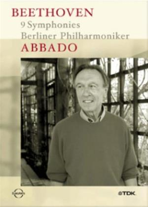 Beethoven: 9 Symphonies: Berliner Philharmoniker: Abbado Online DVD Rental
