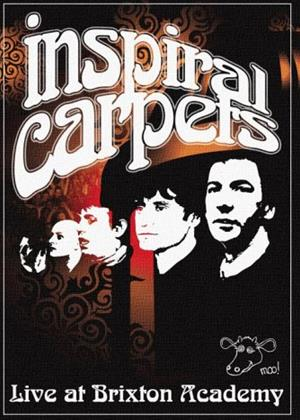 Rent Inspiral Carpets: Live at the Brixton Academy Online DVD Rental