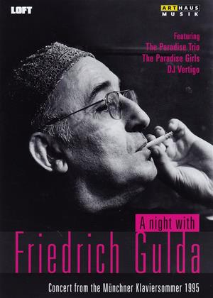 Rent Friedrich Gulda: A Night with Friedrich Gulda Online DVD Rental