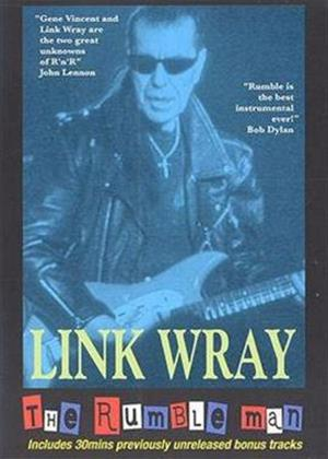 Rent Link Wray: The Rumble Man Online DVD Rental