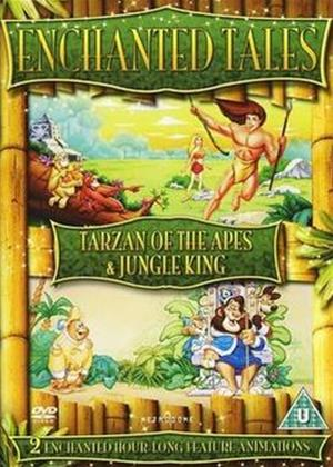 Rent Tarzan of the Apes and the Jungle King Online DVD Rental