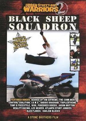 Rent Urban Street Bike Warriors 2: Black Sheep Squadron Online DVD Rental