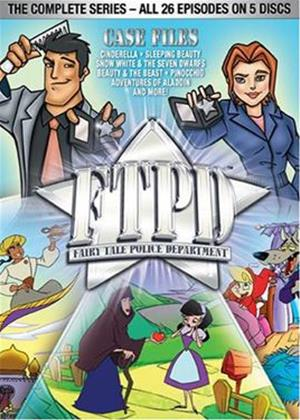 Fairy Tale Police Department Online DVD Rental