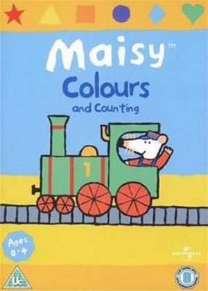 Rent Maisy: Colours and Counting Online DVD Rental