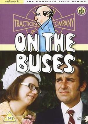 On the Buses: Series 5 Online DVD Rental