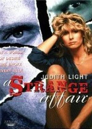 Rent Strange Affair Online DVD Rental
