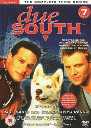 Due South: Series 3 Online DVD Rental