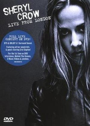 Sheryl Crow: Live from London 1996 Online DVD Rental