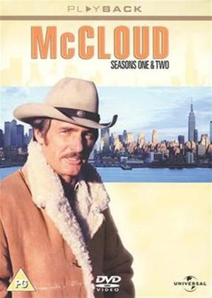 Mccloud: Series 1 and 2 Online DVD Rental