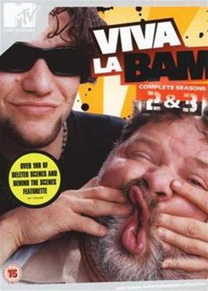 Rent Viva La Bam: Series 2 and 3 Online DVD Rental