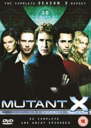 Mutant X: Series 3 Online DVD Rental