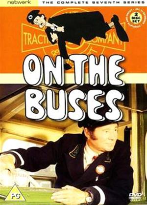 On the Buses: Series 7 Online DVD Rental