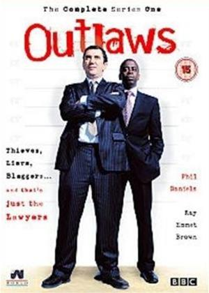 Rent Outlaws: Series 1 Online DVD Rental