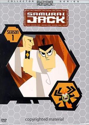 Samurai Jack: Series 1 Online DVD Rental