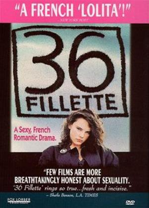 Rent 36 Fillette (aka Junior Size 36) Online DVD Rental