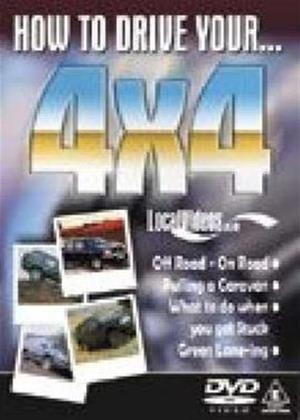 Rent How to Drive Your 4x4 Online DVD Rental