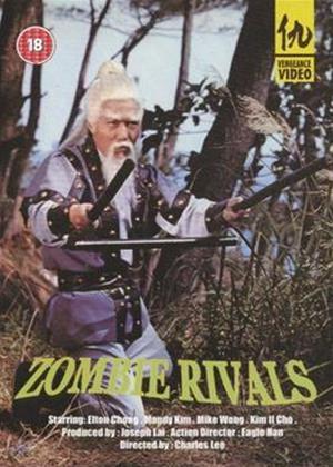Zombie Rivals Online DVD Rental