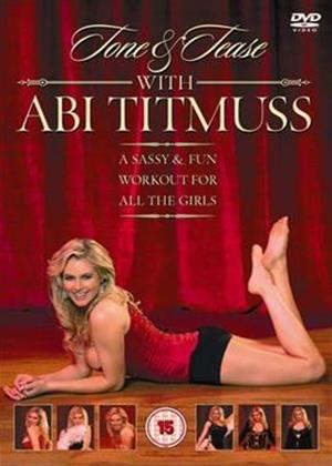 Tone and Tease with Abi Titmuss Online DVD Rental