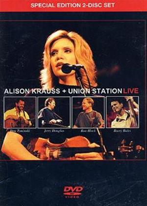Alison Krauss and Union Station: Live Online DVD Rental