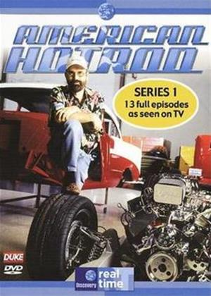 Rent American Hot Rod: Series 1 Online DVD Rental