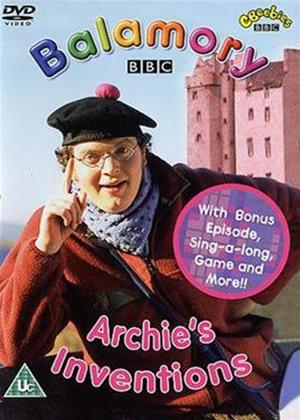 Rent Balamory: Archie's Inventions Online DVD Rental